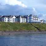 The Bayview Hotel, Co. Antrim, Northern Ireland.