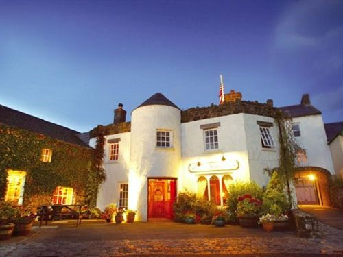 The Bushmills Inn Hotel, Co. Antrim, Northern Ireland.