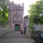 The Barbican Gate, Co. Antrim, Northern Ireland.