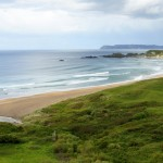 White Park Bay, Co. Antrim, Northern Ireland.