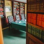 Bushmills Inn Library