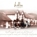 Wedding Brochure The Old Inn Crawfordsburn