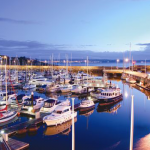Bangor Marina. Places to See | Co. Down, Northern Ireland.