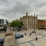 Historic Walls of Derry. Places to See | Co. Londonderry, Northern Ireland.