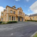 MacNeice House Belfast. Historic Houses Belfast, Northern Ireland.