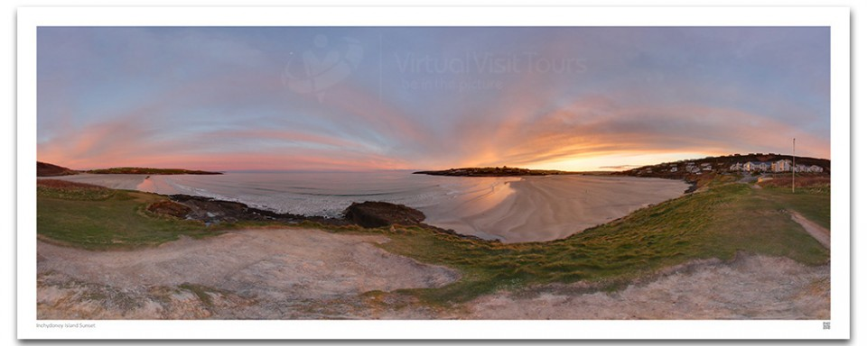 Inchydoney Island Sunset