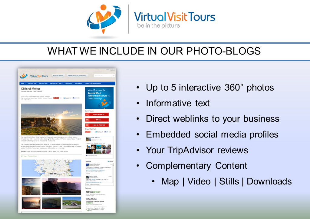 What we include in our photo-blogs