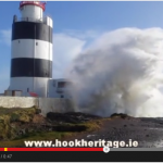 Hook Head Lighthouse Huge Wave YouTube