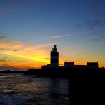 Hook Lighthouse Sunset