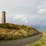 Wicklow Head Lighthouse. Places to Stay Co. Wicklow, Ireland