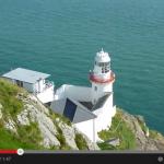 Wicklow Head Lighthouse Ireland YouTube