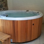 Tullymurry House Hot Tub