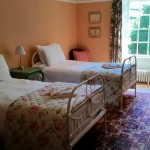 Tullymurry House Twin Room