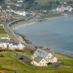 Ballygally Holiday Apartments. Places to Stay Co. Antrim, Northern Ireland.