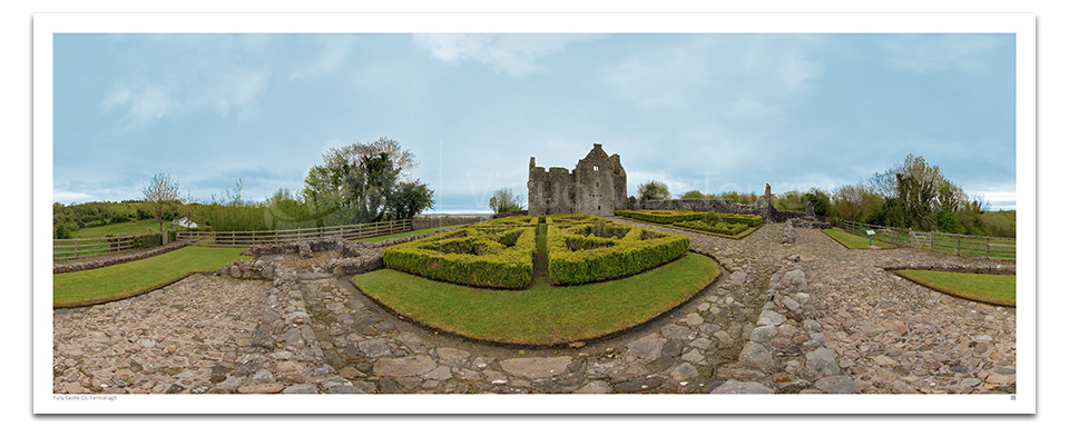 Tully Castle Co Fermanagh