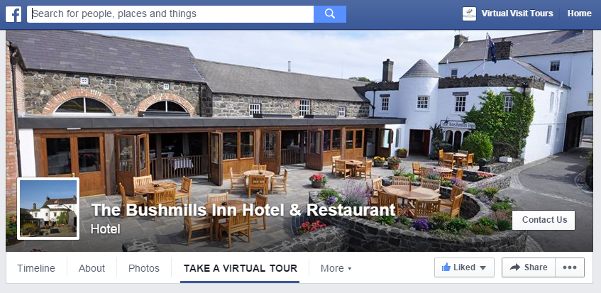 The Bushmills Inn Hotel Restaurant