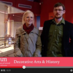 Visitor Vox Pop National Museum of Ireland – Decorative Arts History YouTube