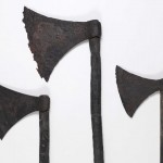National Museum of Ireland-Archaeology Corrib Viking Axeheads