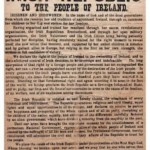 National Museum of Ireland-Decorative Arts & History The Proclamation