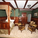 Titanic Experience Cobh First Class Cabin