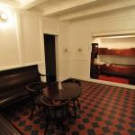 Titanic Experience Cobh Third Class Cabin