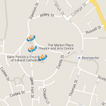 Directions to Saint Patrick's Church of Ireland Cathedral