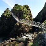 Gobbins Cliff Path Bridge