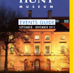 Hunt Museum Events Autumn 2015