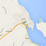 Map Directions to Larne Museum Arts Centre