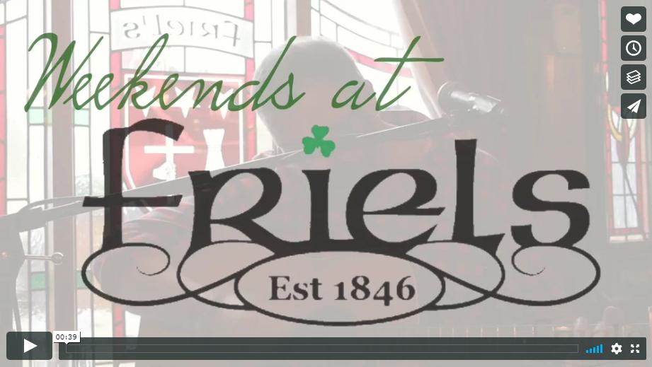 Video: Friels Bar & Restaurant